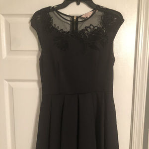 Ted Baker Embroidered Dress- Size 3- US Size 8